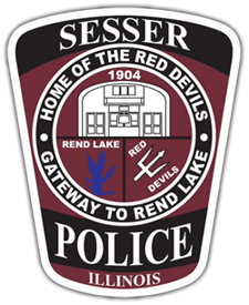 Sesser PD Badge for PD Webpage