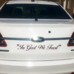 """""""In God We Trust"""" Decals Have Arrived"""